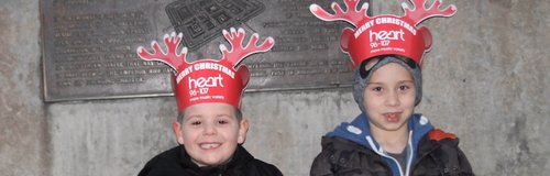 Heart Angels: Gloucester Parade and Switch On!