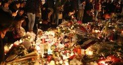 Vigil in Paris