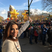 7. Eva Longoria watches the annual Macy's Thanksgiving Day Parade.