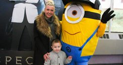 Minions Movie Norwich 2015