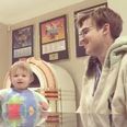 Tom Fletcher Family Routine Video