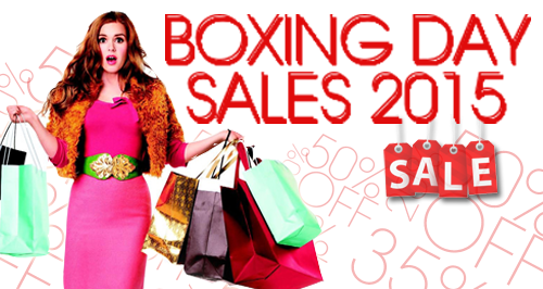 boxing day sales 2015 heart megapod