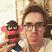 8. Tom Fletcher poses with his double, Mr. Potato Head...