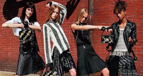 Jaden Smith Louis Vuitton Campaign