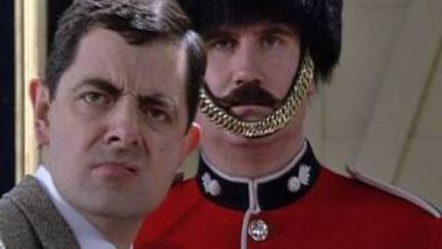 British humor mr bean