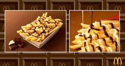 chips mcdonalds chocolate twitter