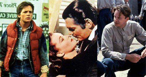 Movies different decades