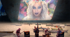 Coldplay Beyonce Video