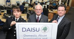 Domestic Abuse Launch - Herts