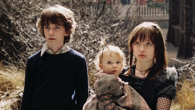 a series of unfortunate events children are all grown up