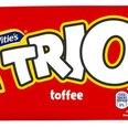 trio chocolate bars