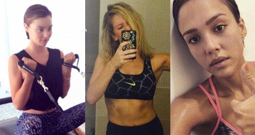 Celebrity Fitness Fashion