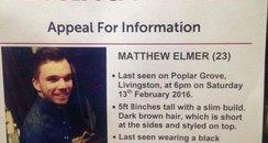 Missing Matthew Elmer