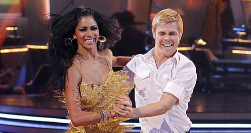Nicole Scherzinger Dancing With The Stars