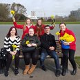 Heart Angels: Daffodils in Plymouth!