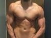 Mark Wright torso
