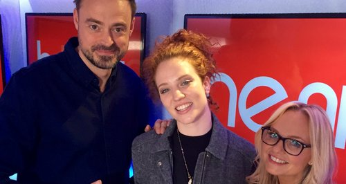 Jess Glynne Plays Pants On Fire!