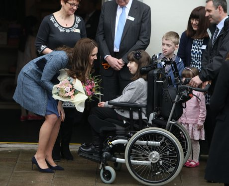 Kate Middleton Royal visit to Norfolk