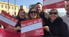 Heart Angels: Bath Half Marathon 2016 (13.03.16)