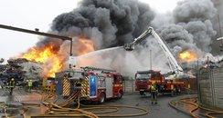 Fire Saltley