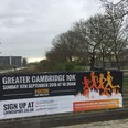 The Greater Cambridge 10k Race