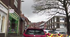 Winchester jewellers armed robbery
