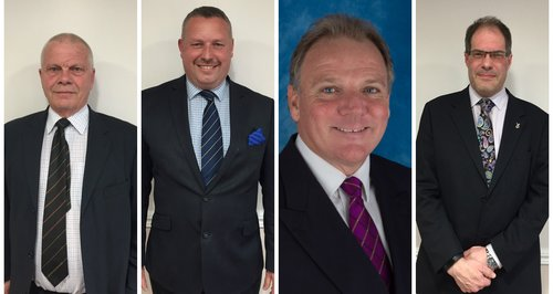 Cambridgeshire PCC Candidates