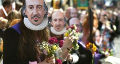 Shakespeare's 400th celebrations