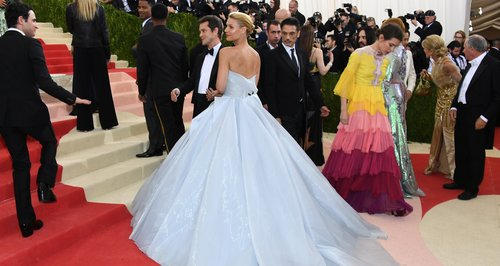 Claire Danes Met Gala 2016 Dress, Zac Posen