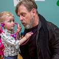 Mark Hamill visits hospital patients on Star Wars