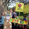 sats protest at preston park
