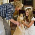Marley and Me Owen Wilson and Jennifer Aniston