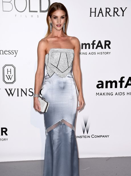 Rosie Huntington Whiteley AmfAR Gala 2016