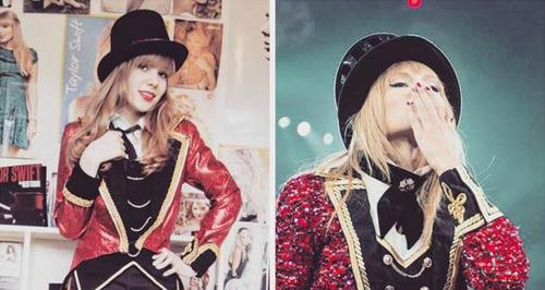 Instaram/Taylor Swift