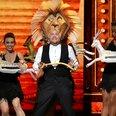 James Corden The Lion King
