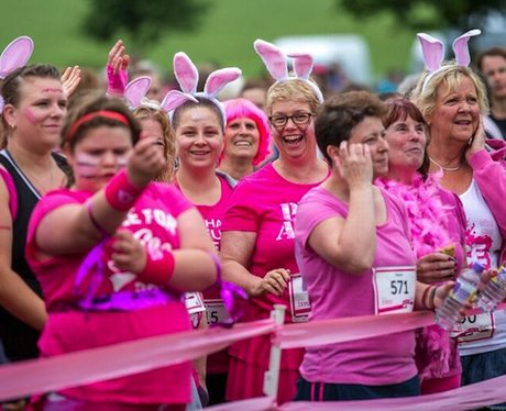 Heart Angels: Sherborne Race for Life (19.06.16)
