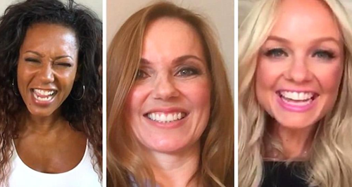 Spice Girls GEM reunion news canvas