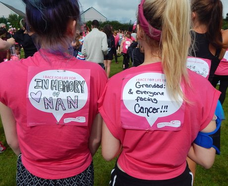 Heart Angels: Race for Life Truro 2016