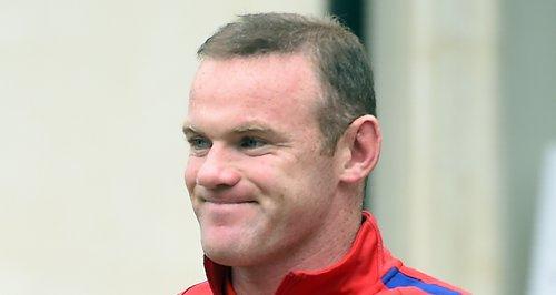 Wayne Rooney Chantilly