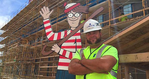 Where's Wally Builder Canvas