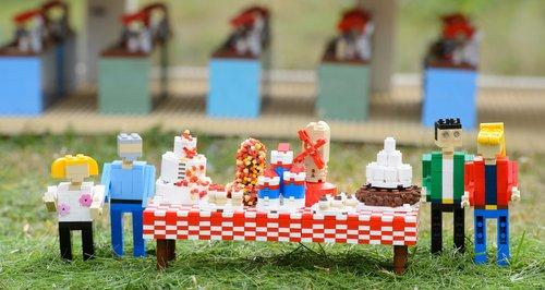Lego Bake Off