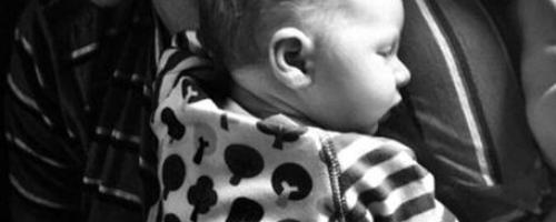 jamie oliver newborn son