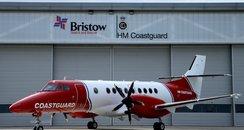 coastguard plane