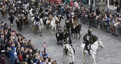 Riding of the marches Edinburgh