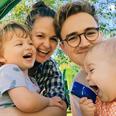 Tom Fletcher posts sweet family selfie before head