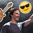 Benedict Cumberbatch Sings With Pink Floyd At Roya