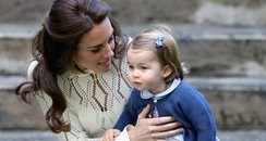 Duke and Duchess of Cambridge Prince George Prince