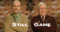 Still Game title credits