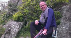 Fraser Campbell who died in a fall on Ben Nevis