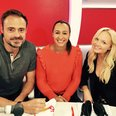 Jessica Ennis Hill With Jamie And Emma